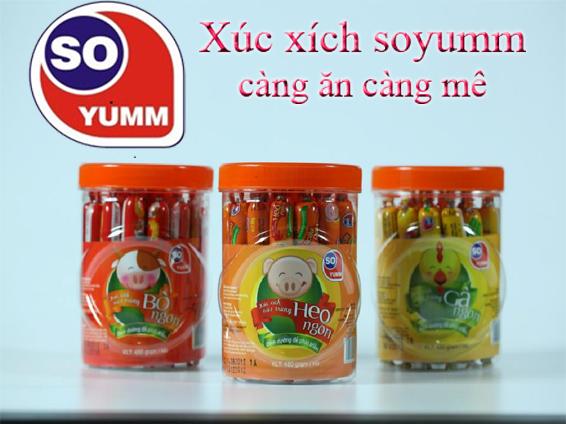 Thành công của Jupiter Foods Việt Nam với nhãn hiệu xúc xích Soyumm - 2