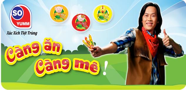Thành công của Jupiter Foods Việt Nam với nhãn hiệu xúc xích Soyumm - 3